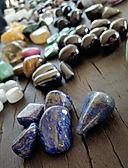 Tromle sten healer sten halvædelsten Phytoteket har et stort udvalg til fine priser
