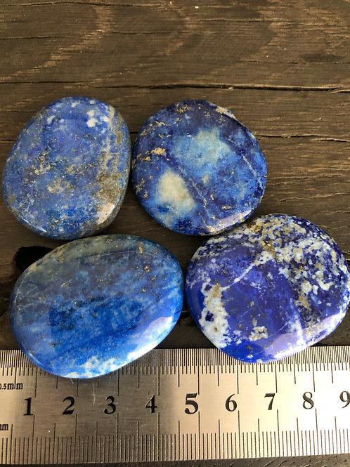 Lapis Lazuli Chakra sten ca. 20 - 35 gr.