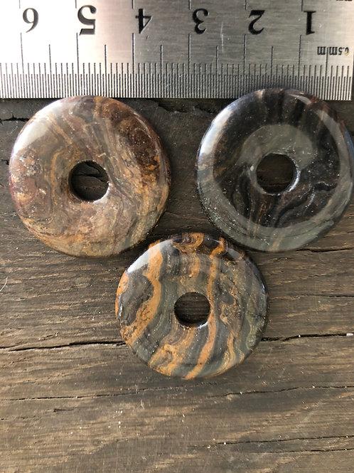 Stromatolit donut 3 cm.