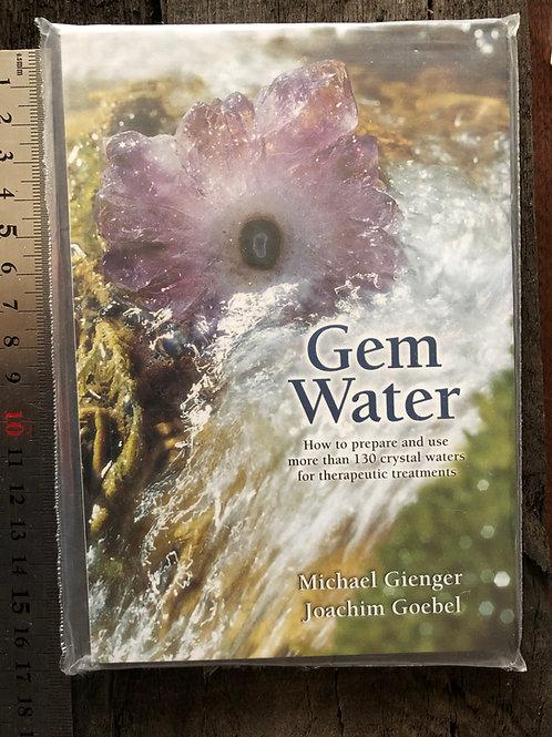 Krystal vand (engelsk) v/Michael Ginger & Joachim Goebel