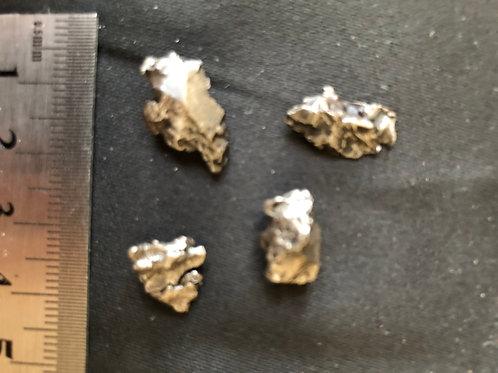 Meteorit jern ca. 2-3 gr.