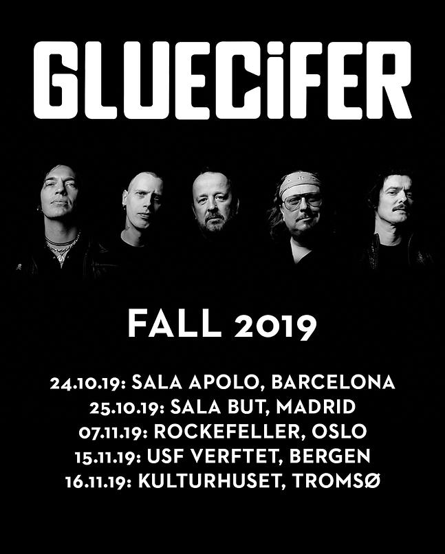 NEWS   Gluecifer - The Kings of Rock