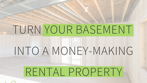 Turn Your Unused Basement into a Money-Making Rental Unit!