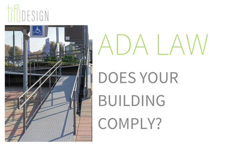 ADA Law: Does Your Building Comply?