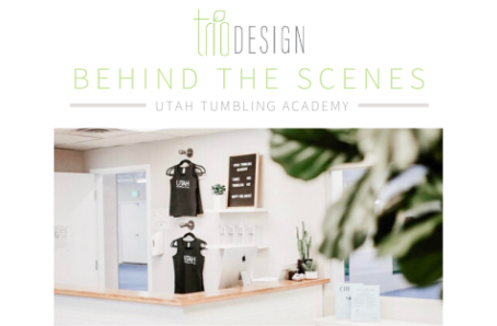 Behind The Scenes: Utah Tumbling Academy