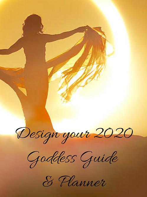 Create Your 2020 Goddess Year