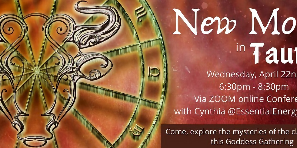 New Moon Goddess Circles - Come explore the Dark Moon Mysteries