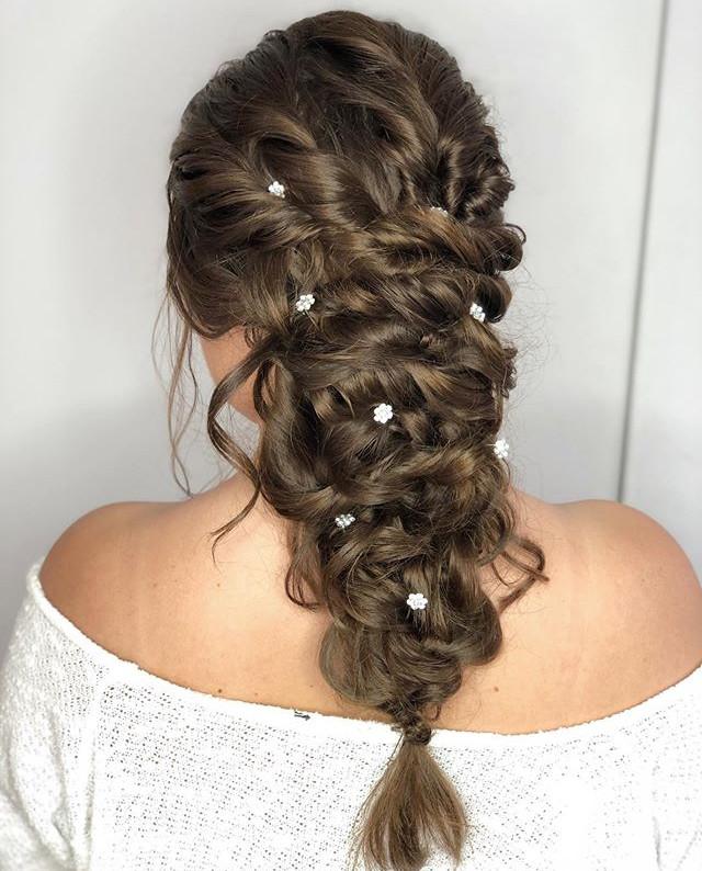 The boho romantic braid my ultimate favo