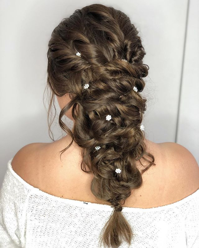 The boho romantic braid my ultimate favo
