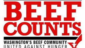 Okanogan County's Beef Community Makes a Difference Through Beef Counts Fundraiser