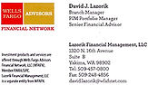 Lazorik Financial Management Wells Fargo Advisors