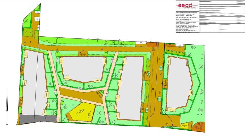 Flächenplan (GIS)
