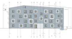 Architktenplan, Ansicht