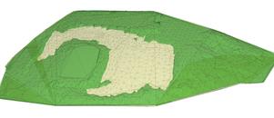 3D-Modell (Draht+Flächen)