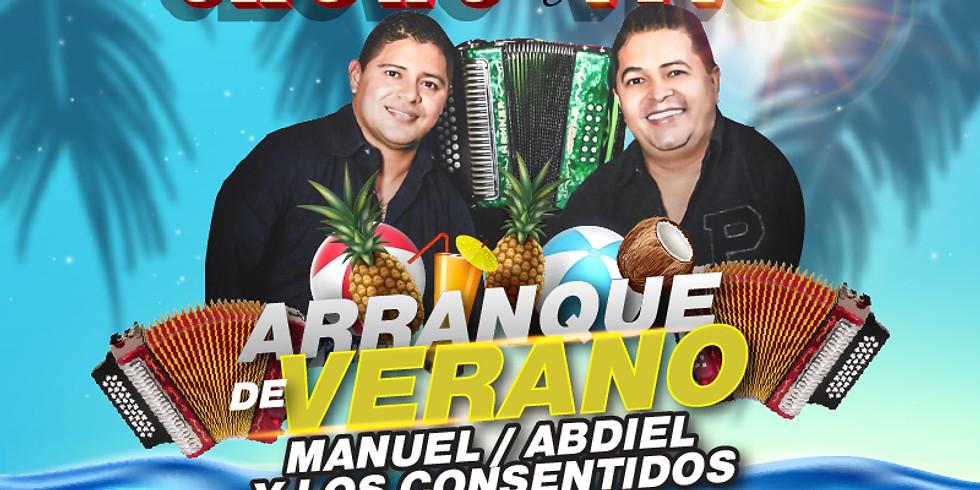 MANUEL | ABDIEL Y LOS CONSENTIDOS