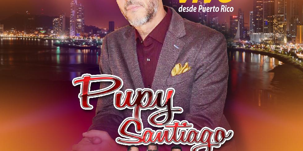PUPY SANTIAGO EN VIVO