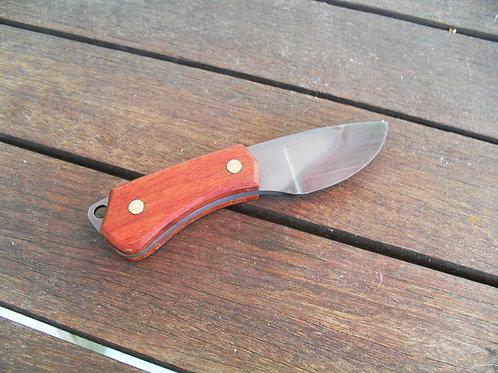 Mini couteau droit massaranduba