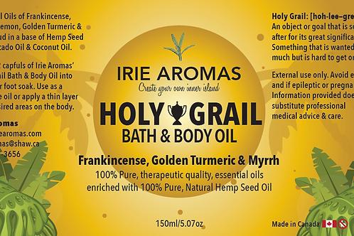 Holy Grail Bath & Body Oil