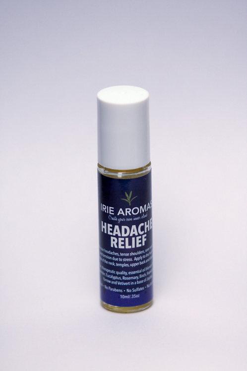 Indigo Headache Relief Rollon
