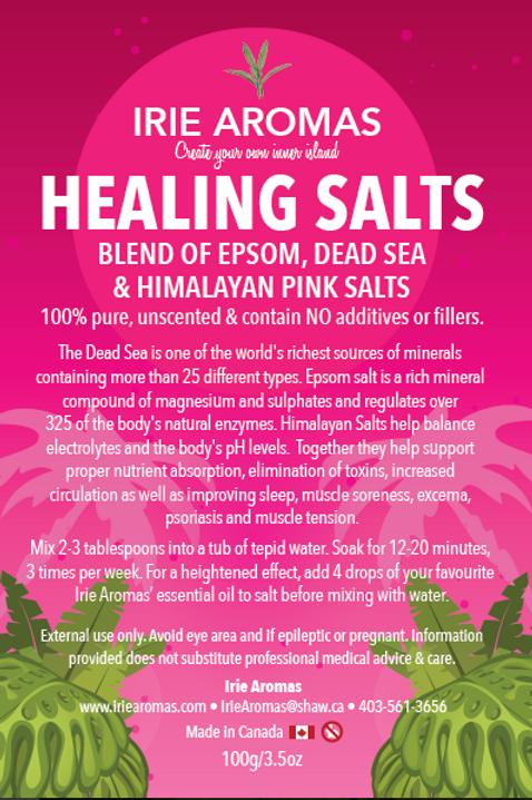 Healing Salts