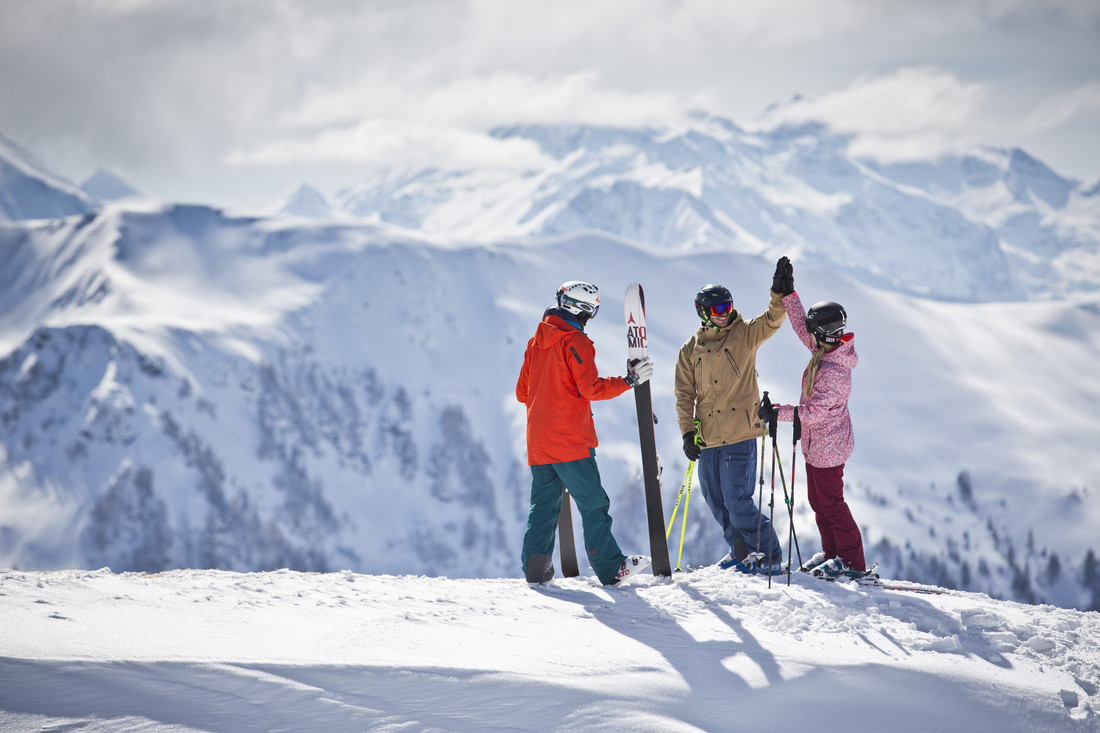 Winterurlaub in Hinterglemm
