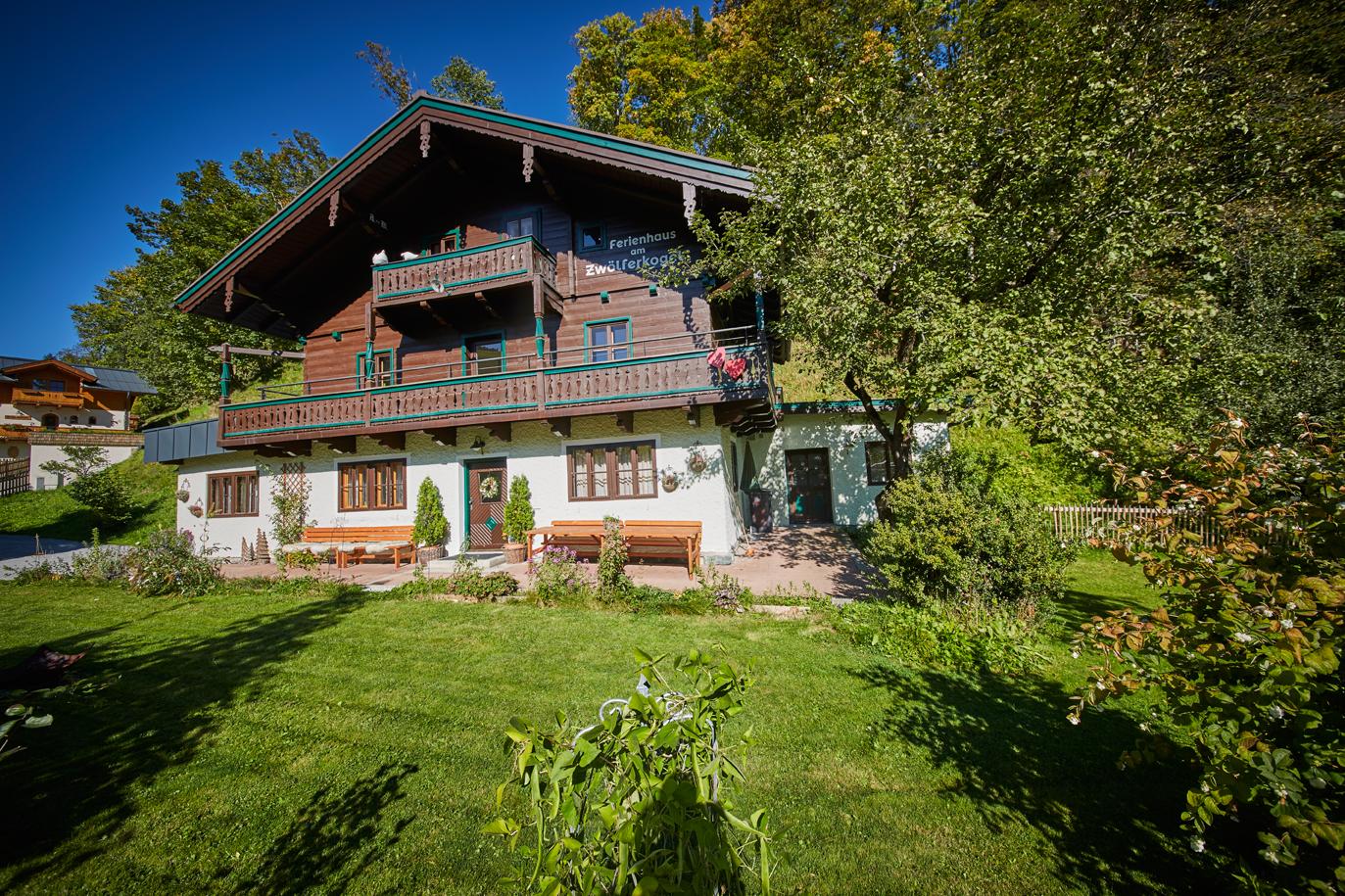 Ferienhaus in Hinterglemm