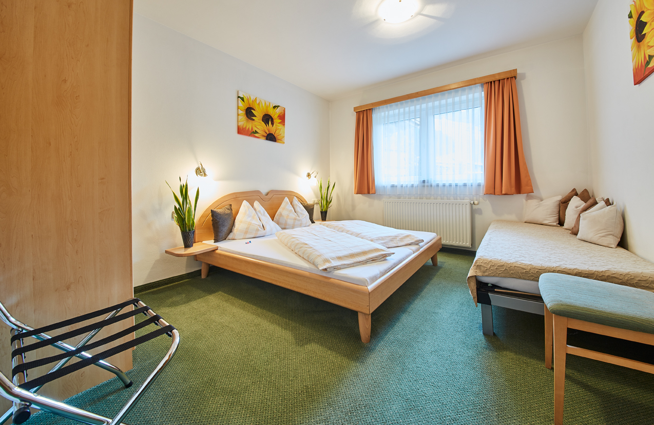 Appartements in Hinterglemm