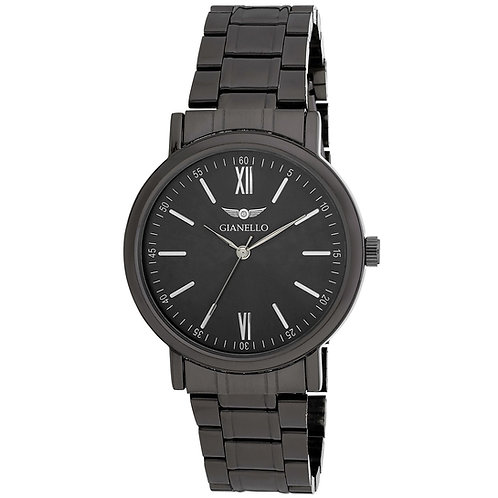 Gianello GNL7740 Mens Roman Numeral Link Watch