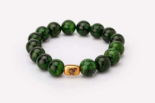 Chrome Diopside - 12mm