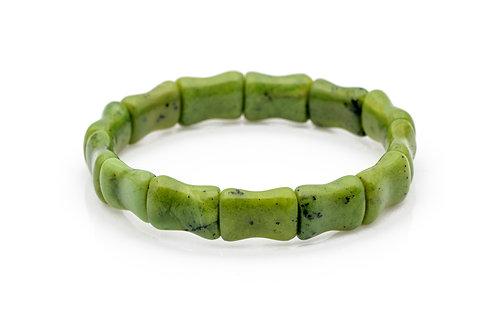 Canadian Green Jade - 13*18 mm