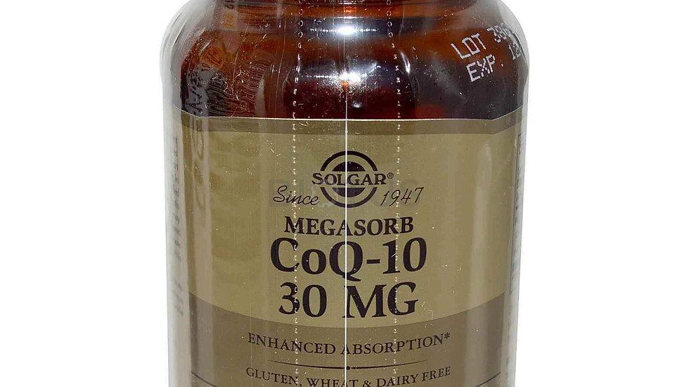 Витамины CoQ - 10 30 MG