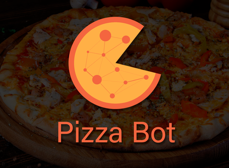 Service Pizza Bot or How to Order Pizza in One Click