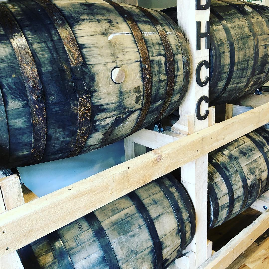 Barrel Rack