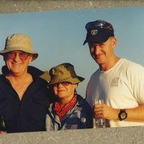 On Safari Somewhere in Zimbabwe