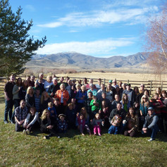 Recanzone Family Thanksgiving, Paradise, NV