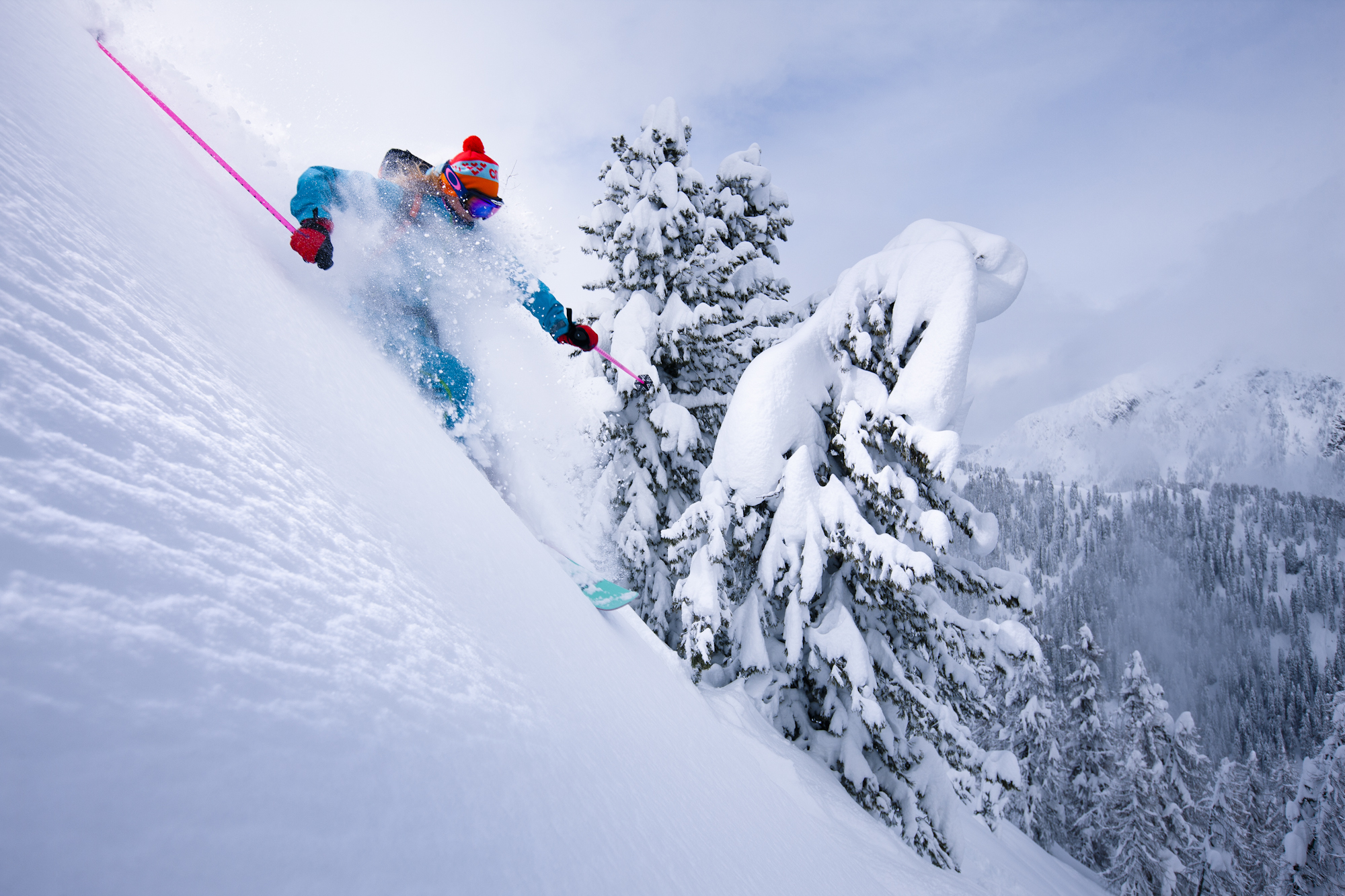 Black Crows ski freeride