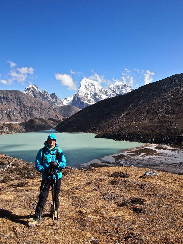 Trekking au Népal Avec Norrona