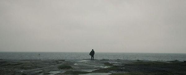 Hinter dem Meer