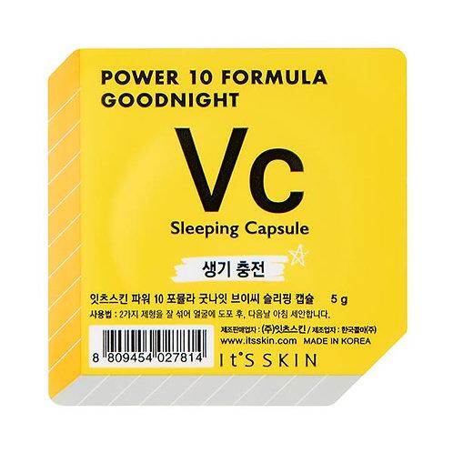 It's Skin Power 10 VC Sleeping Capsule
