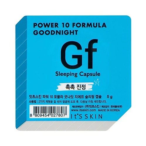 It's Skin Power 10 GF Sleeping Capsule