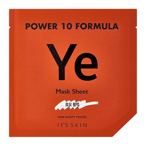 It's Skin Power 10 YE Mask Sheet