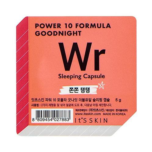 It's Skin Power 10 WR Sleeping Capsule