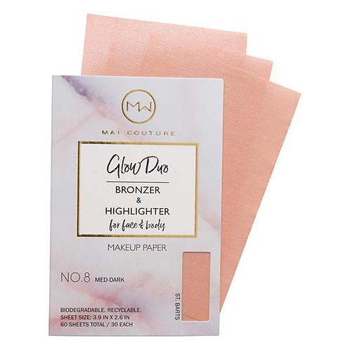 Mai Couture Glow Duo No. 8 Papier Packs
