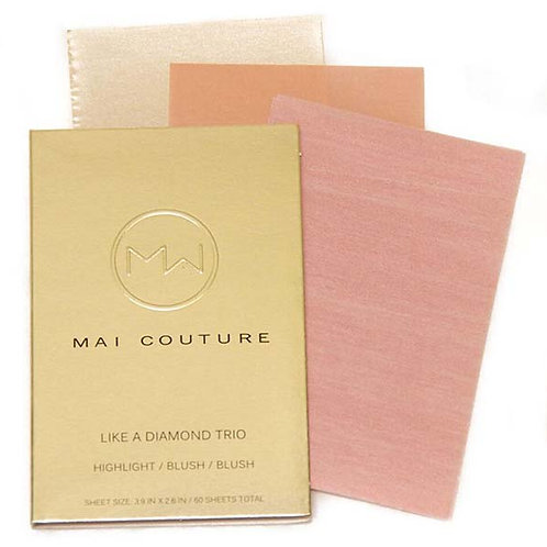 Mai Couture Like a Diamond Trio Papier Pack