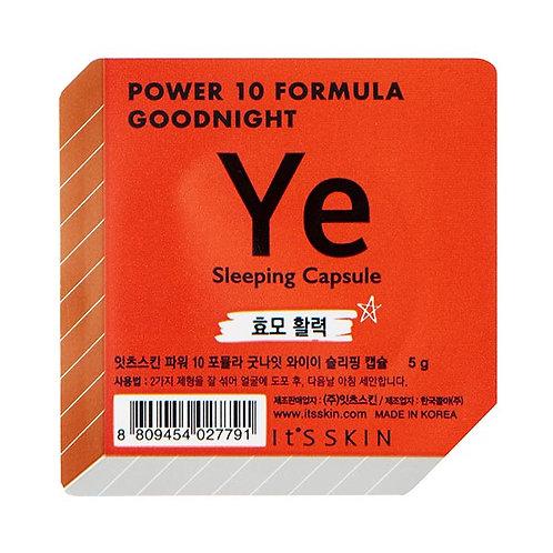 It's Skin Power 10 YE Sleeping Capsule