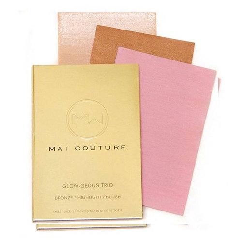 Mai Couture Glow-Geous Trio Papier Pack
