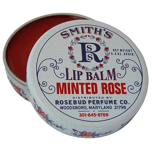 Smith's Rosebud Minted Rose Lip Balm