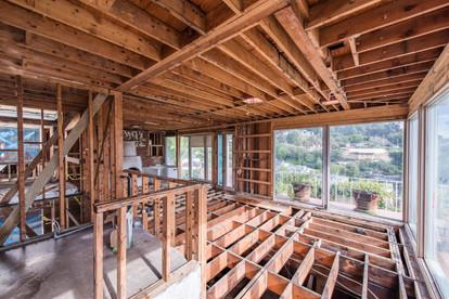 H&H builders inc fire restoration steben
