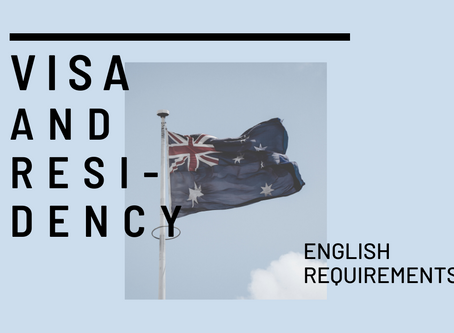 Visas and Residency – IELTS and PTE