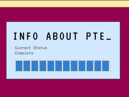 Info About PTE